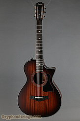 Taylor Guitar 322ce 12-Fret V-Class NEW Image 1