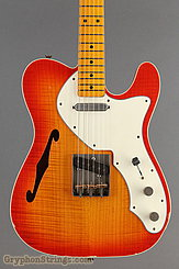 Nash Guitar T-69TL, Sunburst Flame Maple top NEW Image 8