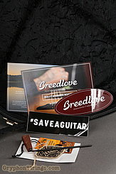 Breedlove Guitar USA Concert Sun Light E Image 15