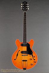 Collings Guitar I-30 LC, Amber Sunburst NEW Image 7
