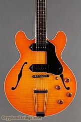 Collings Guitar I-30 LC, Amber Sunburst NEW Image 8