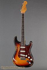 2016 Fender Guitar Ltd 60s Stratocaster Relic