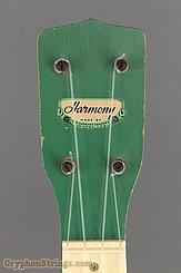 c. 1950 Harmony Ukulele Green Hawaiian Stencil Image 10