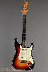 1965 Fender Guitar Stratocaster Sunburst Image 10
