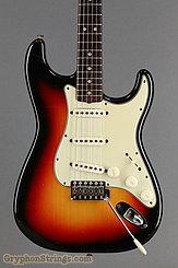 1965 Fender Guitar Stratocaster Sunburst Image 11