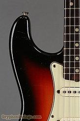1965 Fender Guitar Stratocaster Sunburst Image 12