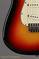 1965 Fender Guitar Stratocaster Sunburst Image 13