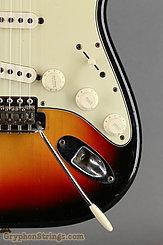 1965 Fender Guitar Stratocaster Sunburst Image 14