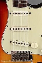 1965 Fender Guitar Stratocaster Sunburst Image 17