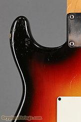 1965 Fender Guitar Stratocaster Sunburst Image 19