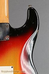 1965 Fender Guitar Stratocaster Sunburst Image 21