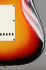 1965 Fender Guitar Stratocaster Sunburst Image 22