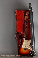 1965 Fender Guitar Stratocaster Sunburst Image 37