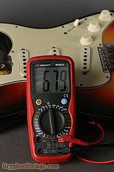 1965 Fender Guitar Stratocaster Sunburst Image 44