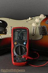 1965 Fender Guitar Stratocaster Sunburst Image 45