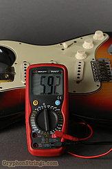 1965 Fender Guitar Stratocaster Sunburst Image 46