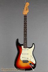 1965 Fender Guitar Stratocaster Sunburst Image 9