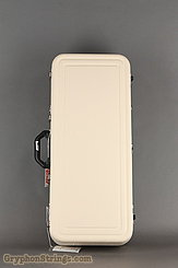 Hiscox Case Pro-Man-II, Ivory, Silver NEW