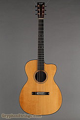 2015 Bourgeois Guitar OMC Soloist Adirondack/Brazilian Image 7