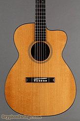 2015 Bourgeois Guitar OMC Soloist Adirondack/Brazilian Image 8