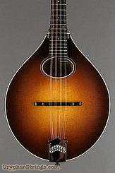 Collings Mandolin MT O, Satin Sunburst, Ivoroid Binding Mandolin NEW Image 8
