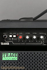 1998 Trace Elliot Amplifier TA40CR Image 4
