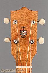 1973 Kamaka Ukulele HF-4 Baritone, koa neck Image 10
