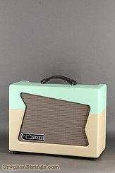 2015 Carr Amplifier Skylark Green/Cream