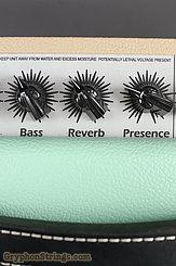 2015 Carr Amplifier Skylark Green/Cream Image 5