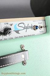 2015 Carr Amplifier Skylark Green/Cream Image 6