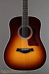2017 Taylor Guitar 410e Baritone-6 LTD Image 8