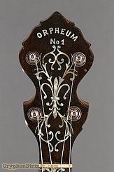 c. 1917 Orpheum Banjo No. 1 17-fret openback tenor Image 12