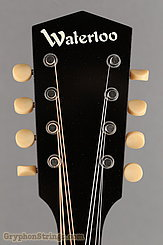 Waterloo Mandolin WL-M,  Sunburst NEW Image 10