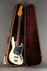 Nash Bass JB-63, Olympic White NEW Image 13
