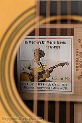 2008 Martin Guitar D-28M Merle Travis Image 14