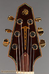 2007 Rick Turner Guitar Compass Rose Cocobolo Image 10