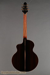 2007 Rick Turner Guitar Compass Rose Cocobolo Image 4