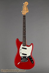 1965 Fender Guitar Mustang Red