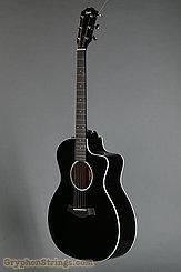 Taylor Guitar 214ce-BLK DLX NEW Image 6
