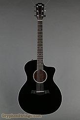 Taylor Guitar 214ce-BLK DLX NEW Image 7