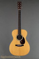 Martin Guitar Custom Shop Style 28 OM w/Premium VTS Top NEW Image 7