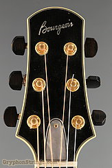 1999 Bourgeois Guitar A-500 17 inch, non-cutaway Image 10
