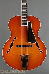 1999 Bourgeois Guitar A-500 17 inch, non-cutaway Image 8