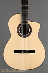 New World Guitar Player P640, Fingerstyle, Spruce NEW Image 8