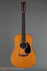 1974 Martin Guitar D-18S