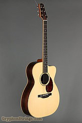 1995 Bourgeois Guitar OMC (Indian rosewood)  Image 2