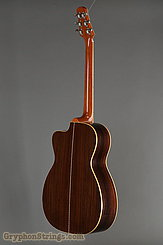 1995 Bourgeois Guitar OMC (Indian rosewood)  Image 3