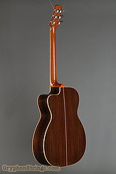 1995 Bourgeois Guitar OMC (Indian rosewood)  Image 5