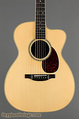 1995 Bourgeois Guitar OMC (Indian rosewood)  Image 8