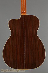 1995 Bourgeois Guitar OMC (Indian rosewood)  Image 9